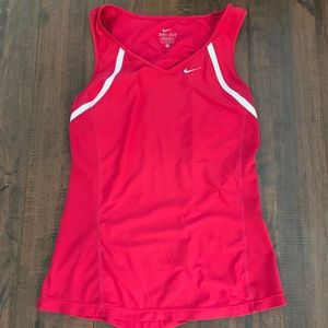 Nike Dri-Fit tank. Good condition!